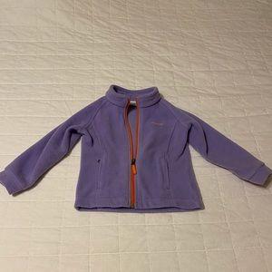Columbia Girls 4T purple coat